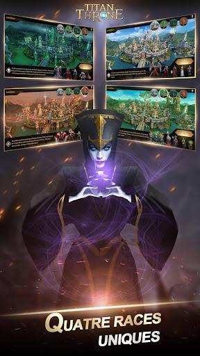 Titan Throne  captures d'écran 2