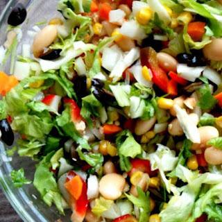 High Fiber Salads Recipes