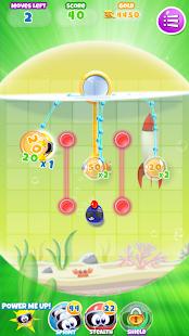 Super Cute Diving Line screenshot