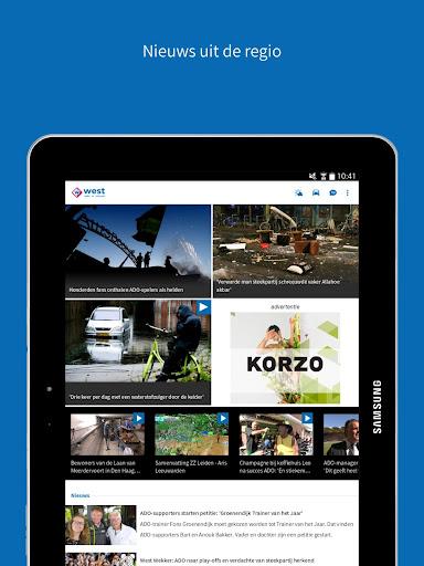 Omroep West 8.9.0 screenshots 5