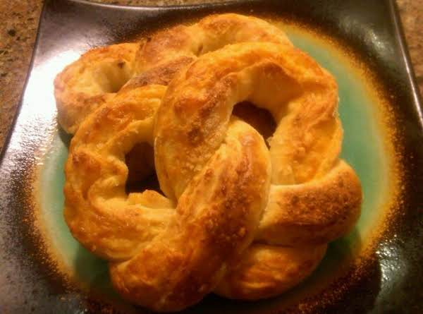 Cheese-stuffed Soft Pretzels Recipe