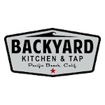 Logo for Backyard Kitchen & Tap