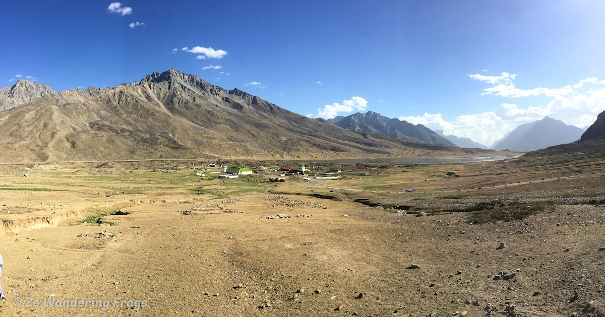 Phander Valley and Shandur National Park of Pakistan // Shandur Polo Grounds