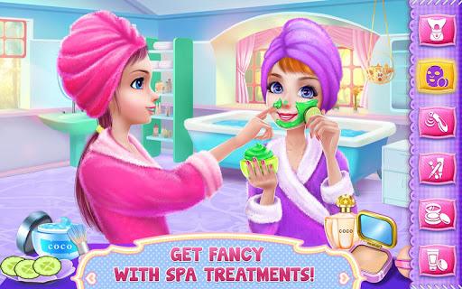 Girls PJ Party - Spa & Fun screenshot