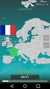 Download World Map Quiz For PC Windows and Mac apk screenshot 1