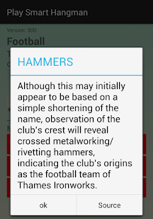 Play Smart Hangman - náhled