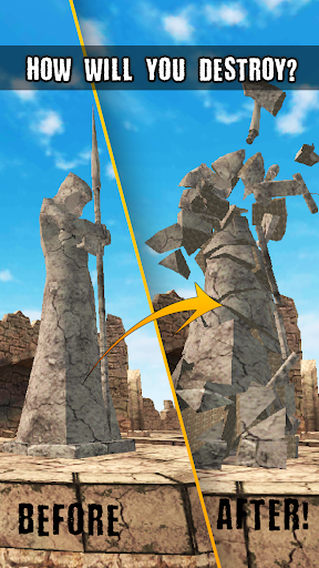 Destroy Stuff u2013 Virtual Reality (VR) Edition 1.0.0 screenshots 3