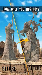 Destroy Stuff – Virtual Reality (VR) Edition - náhled