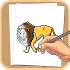 How To Draw Wild Animals icon