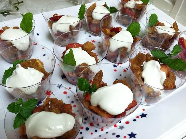 Strawberries, Brown Sugar Create Winning Dessert Combination