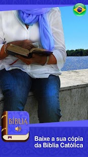 Bíblia Igreja Católica - náhled