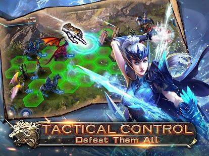 God of War Tactics-Epic Battles Begin! Screenshot