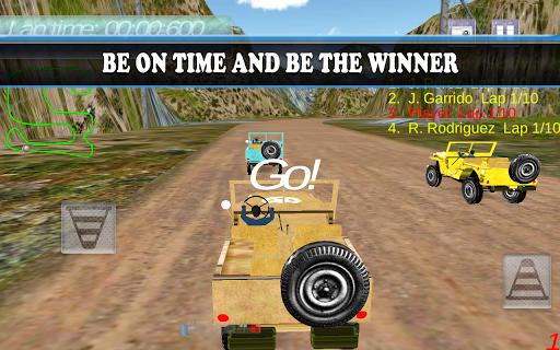 Off Road Jeep Racing 3D