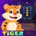 Best Escape Game -431- Tiger Rescue Game icon