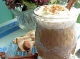 Cappuccino Punch Recipe