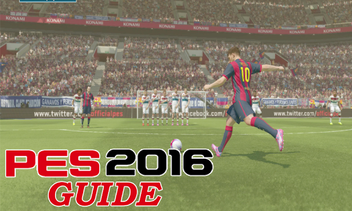 Guide PES 2016 GamePlay