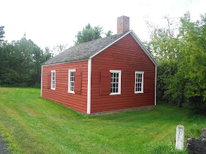 Photo: Day 51 August 8 2013 Herkimer to Latham NY  Klock 1 room school house