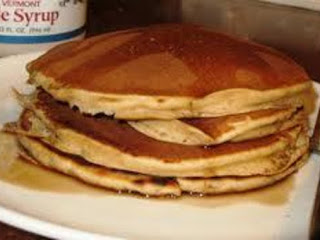 Whole Grain Pancakes And Waffles Recipe