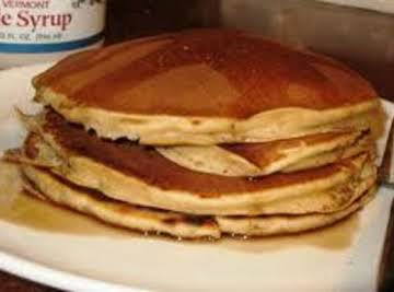 Whole Grain Pancakes and Waffles