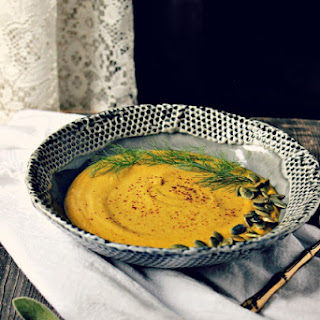 Roasted Kabocha & Fennel Soup