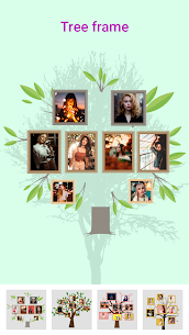 Photo frame – tree photo frame 3