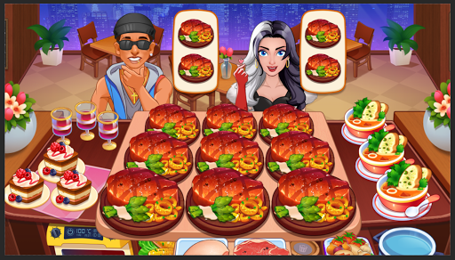 Cooking Master :Fever Chef Restaurant Cooking Game apkpoly screenshots 3