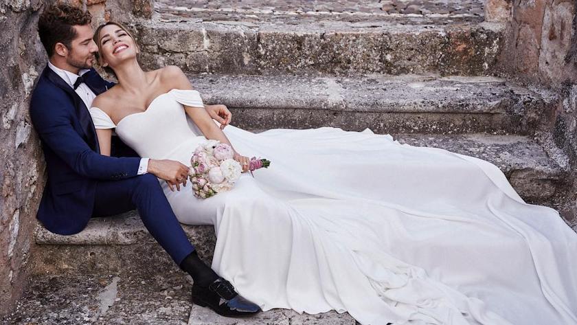 Solo 30 elegidos en la boda secreta de David Bisbal y Rosanna Zanetti
