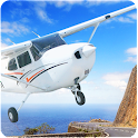 Airplane 3D Flight Simulator icon