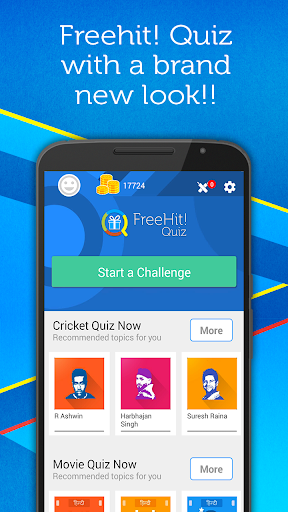 FreeHit Quiz