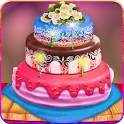 Cake Decorating  Cooking Games icon