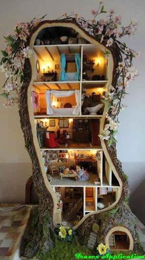 DIY Treehouse Design Ideas