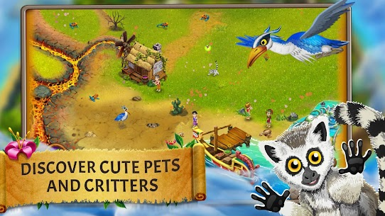 Virtual Villagers Origins 2 Apk Download For Android and Iphone 5