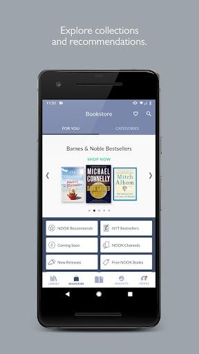 NOOK: Read eBooks & Magazines Apk 1
