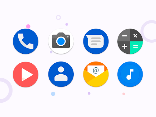 Pixel pie icon pack - free pixel icon pack 1.0.6 screenshots 1