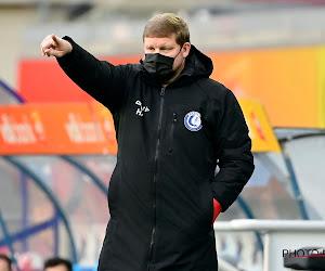 """Après la coupe, Hein Vanhaezebrouck espère une réaction de ses joueurs : """"Cela n'était pas acceptable"""""""