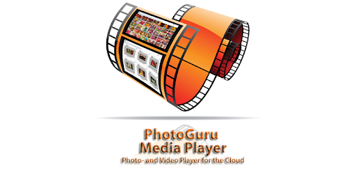 Display photos/videos from various file- and photo hosting services