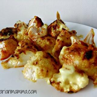 Broiled Tangy Cauliflower – #glutenfree #vegan