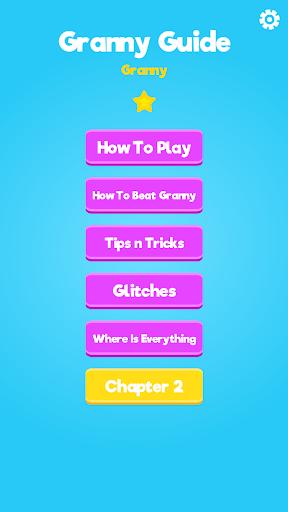 Granny Guide (Game Guide & Walkthrough) 1.0 screenshots 1