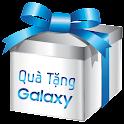 Quà tặng Galaxy icon