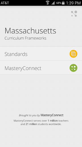 MA Curriculum Frameworks