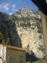 Photo: More scenery on the way back to Nice.