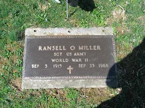 Photo: Miller, Ransell O.