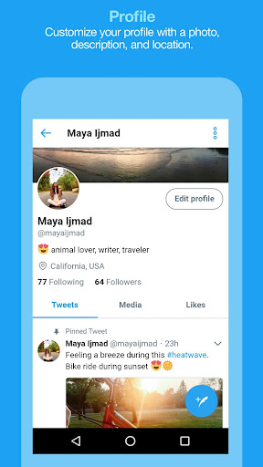Twitter Lite 1.2.0-0008-13 screenshots 3