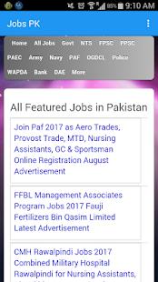 Jobs PK - náhled