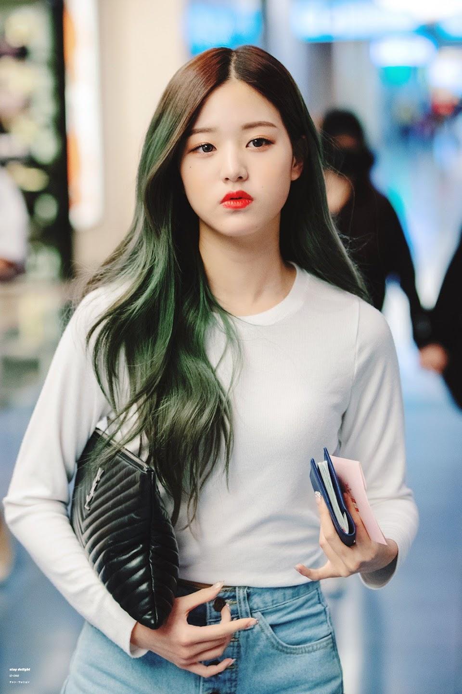 wonyoung hair 25
