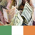 Currency Exchange Rates in Ireland icon