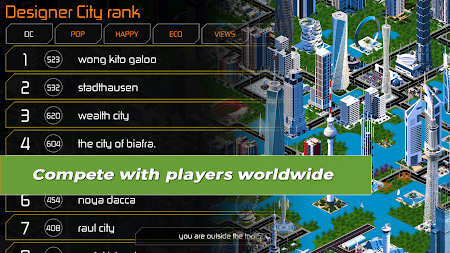 Designer City: building game APK screenshot thumbnail 8