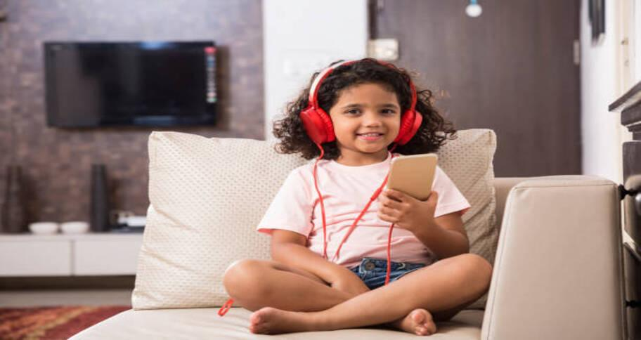 limiting the screen time will help them develop personality development