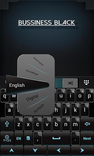 個人化必備免費app推薦 商务黑色的键盘線上免付費app下載 3C達人阿輝的APP
