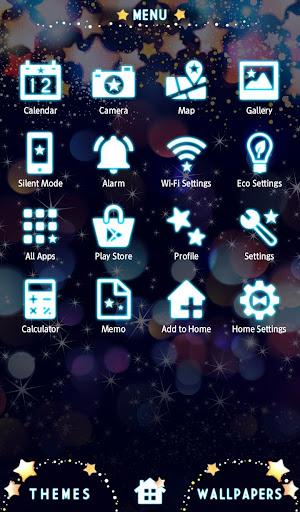 Sparkle Star Wallpaper 1.0.0 Windows u7528 2